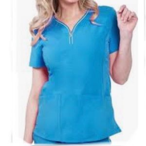 Healing Hands HH360 Sonia Scrubs Top sz M